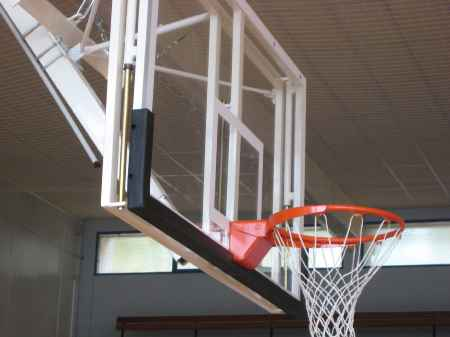 protection pour panneaux de basket ball. Black Bedroom Furniture Sets. Home Design Ideas